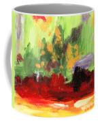 Jill's Abstract Coffee Mug