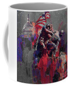Jima Memorial  Coffee Mug