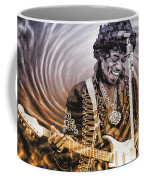 Jimi Hendrix - Legend Coffee Mug