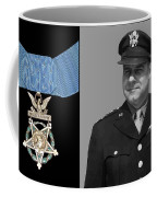 Jimmy Doolittle And The Medal Of Honor Coffee Mug by War Is Hell Store