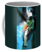 Jimmy Page Lost In Music Coffee Mug