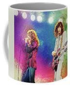 Jimmy Page - Robert Plant Coffee Mug