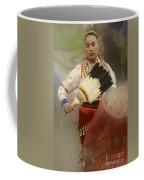 Pow Wow Jingle Dancer 1 Coffee Mug