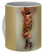 Pow Wow Jingle Dancer 6 Coffee Mug