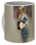 Pow Wow Jingle Dancer 7 Coffee Mug