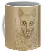 Jinx The Sphynx Coffee Mug