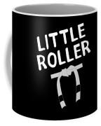 Jiu Jitsu Bjj Little Roller White Light Coffee Mug