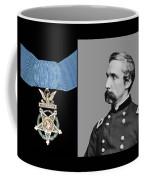 J.l. Chamberlain And The Medal Of Honor Coffee Mug