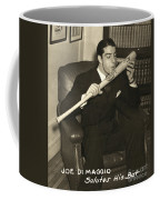 Joe Dimaggio (1914-1999) Coffee Mug