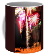 Joe's Fireworks Party 1 Coffee Mug