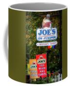 Joe's On Juniper Coffee Mug
