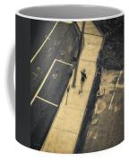 Jogging Coffee Mug