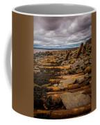Joggins Fossil Cliffs Coffee Mug