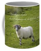 John 10v11 Coffee Mug