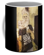 John Brown Selfie  Coffee Mug