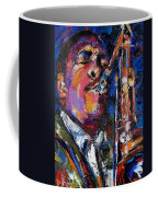 John Coltrane Live Coffee Mug