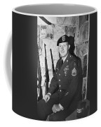 John Dane In Viet Nam  Uniform American Fork Utah 1975 Coffee Mug
