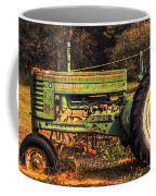 John Deere Retired Coffee Mug