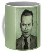 John Dillinger Coffee Mug