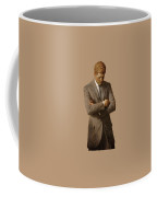 John F Kennedy Coffee Mug by War Is Hell Store