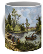 John Fitch Steamboat, 1796 Coffee Mug