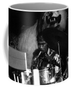 John Gilmore At The Red Garter 1970 Nyc Coffee Mug