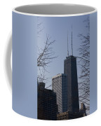 John Hancock Center Coffee Mug