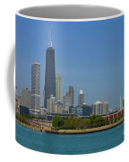 John Hancock Center Chicago Coffee Mug