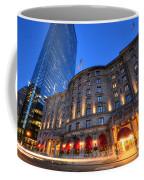 John Hancock Tower Fairmont Copley Plaza Boston Ma Coffee Mug