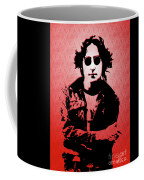John Lennon - Imagine - Pop Art Coffee Mug