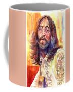 John Lennon Watercolor Coffee Mug