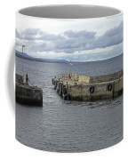 John O'groats Harbour Coffee Mug