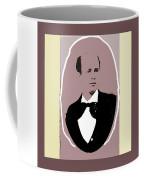 John P. Clum Portrait C. 1870 Coffee Mug