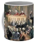 John Peter Zenger Trial Coffee Mug by Granger