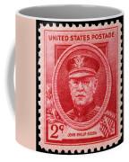 John Philip Sousa Postage Stamp Coffee Mug