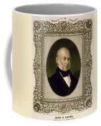John Quincy Adams, 6th U.s. President Coffee Mug