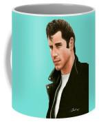 John Travolta Grease Coffee Mug