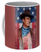 John Wayne Americas Cowboy Coffee Mug