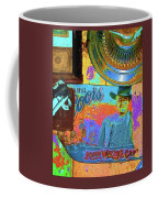 John Wayne Coors Light Commemorative Tinware  Coolidge Arizona 2004-2009 Coffee Mug