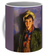 Johnnie Patton 1924 Coffee Mug
