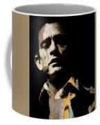 Johnny Cash - I Walk The Line  Coffee Mug