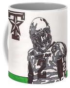 Johnny Manziel 11  Coffee Mug by Jeremiah Colley