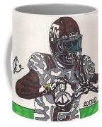 Johnny Manziel 12 Coffee Mug