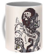 Johnny Manziel 5 Coffee Mug