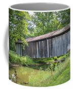 Johnson's Mill/salt Creek Covered Bridge  Coffee Mug