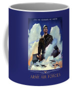 Join The Army Air Forces Coffee Mug