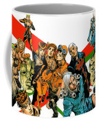 Jojo's Bizarre Adventure Coffee Mug