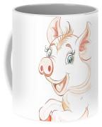 Jolly Miss Piggy Coffee Mug