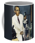 Jonas Salk (1914-1995) Coffee Mug