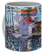 Jones Boathouse Coffee Mug